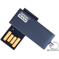 USB Flash GOODRAM UCU2 8GB (графитовый) [UCU2-0080E0R11]