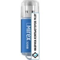 USB Flash Mirex UNIT AQUA 32GB (13600-FMUAQU32)