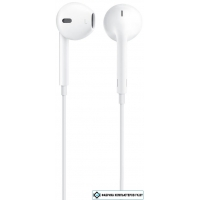 Наушники с микрофоном Apple EarPods with Remote and Mic (MD827)