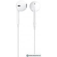 Наушники с микрофоном Apple EarPods with Remote and Mic (MD827)