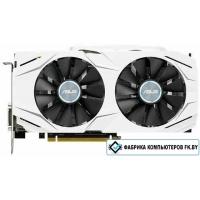 Видеокарта ASUS GeForce GTX 1060 6GB GDDR5 [DUAL-GTX1060-O6G]