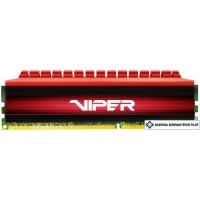 Оперативная память Patriot Viper 4 2x4GB DDR4 PC4-27200 [PV48G340C6K]