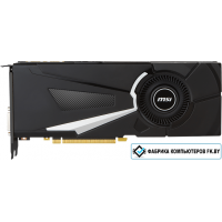 Видеокарта MSI GeForce GTX 1080 Aero 8GB GDDR5X [GTX 1080 AERO 8G OC]