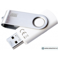 USB Flash GOODRAM UTS2 16GB (белый) [UTS2-0160W0R11]