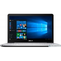 Ноутбук ASUS VivoBook Pro N752VX-GC189T 24 Гб
