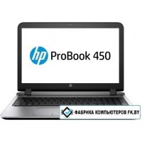 Ноутбук HP ProBook 450 G3 [W4P40EA] 32 Гб