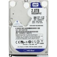 Жесткий диск WD Blue 2TB [WD20NPVZ]