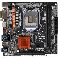 Материнская плата ASRock H110M-ITX