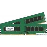 Оперативная память Crucial 2x8GB DDR4 PC4-17000 [CT2K8G4DFS8213]