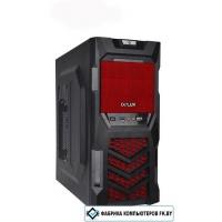 Корпус Delux DLC-ME879 Black/Red