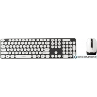 Мышь + клавиатура Marvo KM-30W