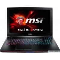Ноутбук MSI GE62 2QF-406XPL Apache Pro