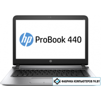 Ноутбук HP ProBook 440 G3 [W4N90EA] 32 Гб