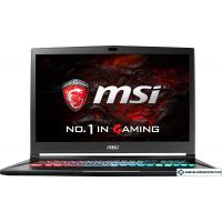 Ноутбук MSI GS73VR 6RF-036RU Stealth Pro 32 Гб