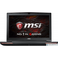 Ноутбук MSI GT72VR 6RE-088RU Dominator Pro 8 Гб