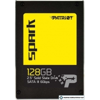 SSD Patriot Spark 128GB [PSK128GS25SSDR]