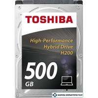 Гибридный жесткий диск Toshiba H200 500GB [HDWM105UZSVA]