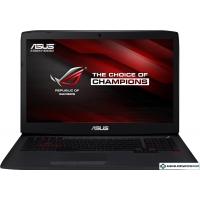 Ноутбук ASUS G751JY-T7449T 12 Гб