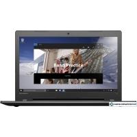 Ноутбук Lenovo IdeaPad 300-17ISK [80QH009QRK] 12 Гб