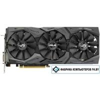 Видеокарта ASUS Radeon RX 480 8GB GDDR5 [STRIX-RX480-O8G-GAMING]