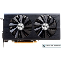 Видеокарта Sapphire Nitro+ Radeon RX 480 4GB GDDR5 [11260-02-20G]