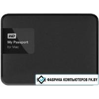 Внешний жесткий диск WD My Passport for Mac 2TB [WDBCGL0020BSL]