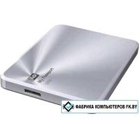 Внешний жесткий диск WD My Passport Ultra Metal Silver 3TB [WDBEZW0030BSL]