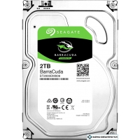 Жесткий диск Seagate BarraCuda 2TB [ST2000DM006]