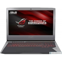 Ноутбук ASUS G752VL-GC082T 24 Гб
