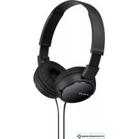 Наушники с микрофоном Sony MDR-ZX110AP Black