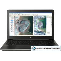 Ноутбук HP ZBook 15 G3 [T7V55EA] 12 Гб