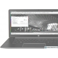 Ноутбук HP ZBook Studio G3 [T3U12AW] 8 Гб