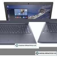 Ноутбук Lenovo 100-15IBD [80QQ00H0PB]