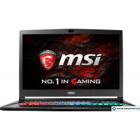 Ноутбук MSI GS73VR 6RF-035RU Stealth Pro 12 Гб