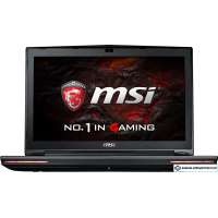 Ноутбук MSI GT72VR 6RE-028RU Dominator Pro Tobii 12 Гб