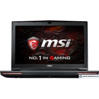 Ноутбук MSI GT72VR 6RE-028RU Dominator Pro Tobii 24 Гб