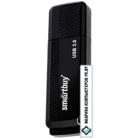 USB Flash Smart Buy Dock USB 3.0 16GB Black (SB16GBDK-K3)