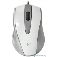 Мышь Defender #1 MM-920 (белый/серый)