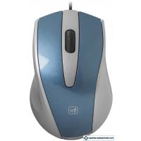Мышь Defender #1 MM-920 (синий/серый)