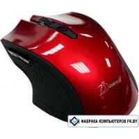 Мышь Dowell MR-032 (красный)