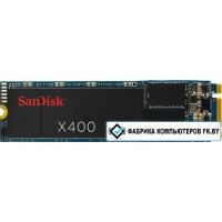 SSD SanDisk X400 M.2 256GB [SD8SN8U-256G-1122]
