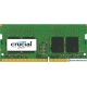 Оперативная память Crucial 8GB DDR4 SO-DIMM PC4-19200 [CT8G4SFS824A]
