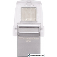 USB Flash Kingston DataTraveler microDuo 3C 64GB (DTDUO3C/64GB)