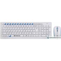 Мышь + клавиатура Defender Skyline 895 Nano