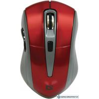 Мышь Defender Accura MM-965 (красный)