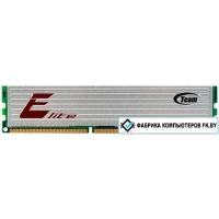 Оперативная память Team Elite 4GB DDR3 PC3-12800 (TED34G1600C1101)