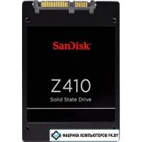 SSD SanDisk Z410 240GB [SD8SBBU-240G-1122]
