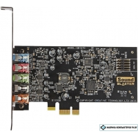 Звуковая карта Creative Sound Blaster Audigy Fx (SB1570)