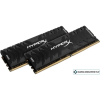 Оперативная память Kingston HyperX Predator 2x8GB DDR4 PC4-25600 [HX432C16PB3K2/16]