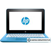 Ноутбук HP Stream x360 11-aa000ur [Y7X57EA]